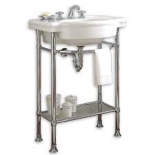 Retrospect  Inch Bathroom Console Sink American Standard - Plumbing bathroom sink