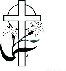 Cool Coloring Page Coloring Pages Cemetery Cross Coloring Cross Cool