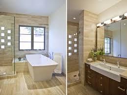 Santa Barbara Modern Spanish contemporary-bathroom