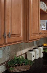 Waypoint Kitchen Style 610 In Maple Mocha Glaze Casa Amazonas