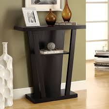 monarch specialties i  hall console accent table  lowe's canada