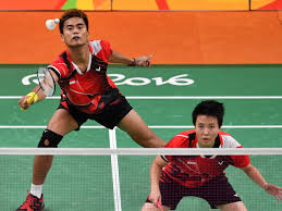 Lee zii jia won 2 match as shown above. Olympics Rio 2016 Indonesia Beat Malaysia For Badminton Mixed Doubles Gold Eurosport