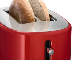 kitchenaid 2 slice toaster with high lift lever