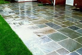 patio floor ideas and easy outdoor flooring diy australia