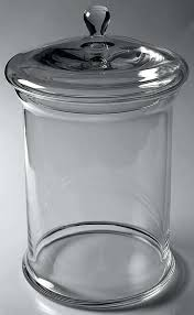 large apothecary jars jar lid vintage garden by crystal glass uk terrarium