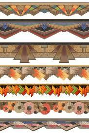 art deco wallpaper borders art deco