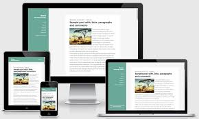 Blogger Mobile Template How To Change Or Make Responsive Blogger Mobile Template Probweb