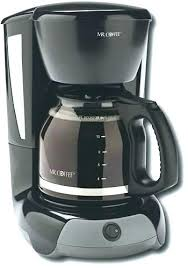 how to clean coffee maker light feat cup coffeemaker black kitchenaid reset clea