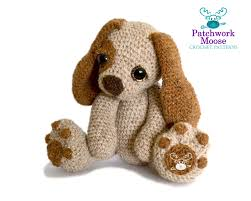 Dog Crochet Pattern Inspiration Puppy Dog Amigurumi Crochet Pattern PDF Instant Download Etsy