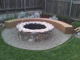 diy backyard fire pit designs