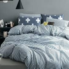 blue striped duvet cover blue striped duvet covers arrest me blue and white striped duvet cover