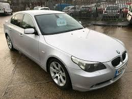 BMW Convertible 545i 2004 bmw : 2004 bmw 545i stunning car 333bhp | in South Shields, Tyne and ...