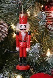 Nutcracker christmas decoration on christmas tree Stock Photo - 8445799
