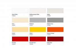 International Toplac Colour Chart International Toplac High Gloss One Component Lacquer From