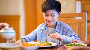 Healthy food groups for children 5-8 years | Raising Children Network