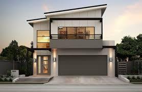Glenville Subdivision House Construction Project In Leganes Two Storey Modern House Designs