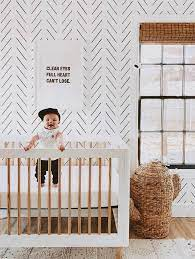 Removable Wallpaper Boy Nursery