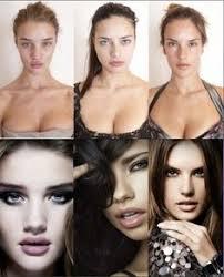 victoria s secret models without make up models without makeup models makeup makeup artists