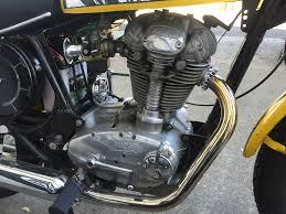 1969 ducati scrambler 450 sold second gear