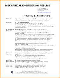 resume examples mechanical engineer job bid template 7 resume examples mechanical engineer