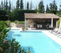 pool house. Le Lantana: Pool House