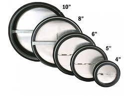 4 inch backdraft damper. Brilliant Damper Range Hood Backdraft Damper With Galvanized Steel Collar And 4 Inch Damper