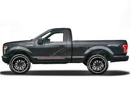 ford f150 single cab. ford f-150 regular cab painted moldings with a color insert 2015-2018 ci-f15015-rc f150 single f