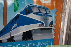 Amtrak Auto Train Seating Chart How To Catch An Amtrak Train 10 Steps With Pictures Wikihow