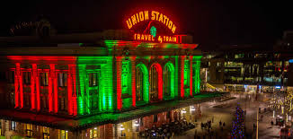 Colorado Lighting Colorado Christmas Lights And Denver Holiday Highlights