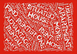 Another Word For Rent Should You Rent A House Or An Apartment Word Cloud Concept Text