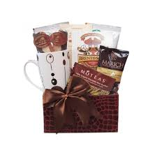 starbucks coffee break gift basket