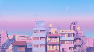 Anime Scenery Aesthetic Background ...