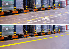 a short answer would be to point out that in our experience over the past 10 years companies that turn to high quality floor marking tape do not go back to
