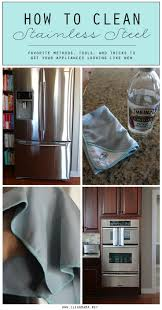 Cleaning Stainless Steel Countertops Best 20 Cleaning Stainless Steel Ideas On Pinterest Stainless