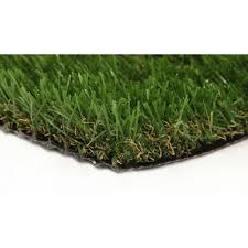 GREENLINE Jade 50 15 ft x 25 ft Artificial Synthetic Lawn Turf
