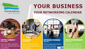 Your Business Your Networking Calendar Moorabool Shire