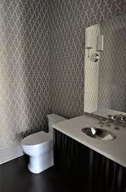 free gray trellis wallpaper
