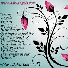 Angel Love Quotes Awesome Angel Quotes Angels Pinterest Angel Quotes And Mary Baker Eddy