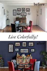 dining room accent wall paint an accent wall dining room color scheme and ideas of dining