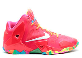 lebron fruity pebbles. lebron 11 (gs) \ fruity pebbles e