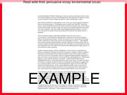 write think persuasive essay environmental issues research   write think persuasive essay environmental issues persuasive essay checklist glasgow reading write think