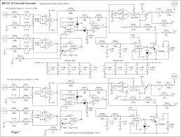 vocoder page 7 gif vocoder schematic page 7