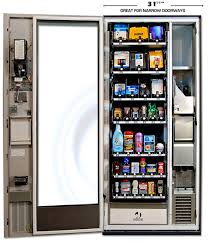 Vending Machine Sizes Stunning Customize Your Vending Machine For Product Sizes