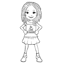Small Picture Printable 8 Little Girl Coloring Pages 10488 Smile Face Little