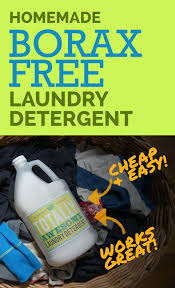 castile soap laundry homemade borax free laundry detergent