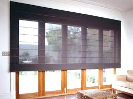 best window treatments for sliding glass doors hunter modern dry works well to cover a sliding