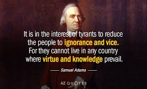 TOP 40 QUOTES BY SAMUEL ADAMS Of 40 AZ Quotes Stunning Samuel Adams Quotes