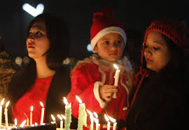 Christmas festivities grips Assam