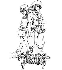 Stats on this coloring page. Top 25 Free Printable Kingdom Hearts Coloring Pages Online