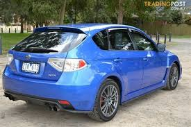 subaru impreza hatchback.  Hatchback 2011 SUBARU IMPREZA WRX AWD MY11 5D HATCHBACK Intended Subaru Impreza Hatchback